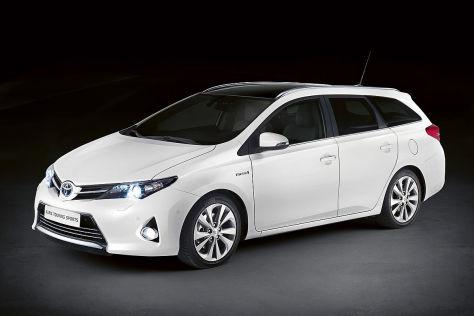 Toyota Auris Combi