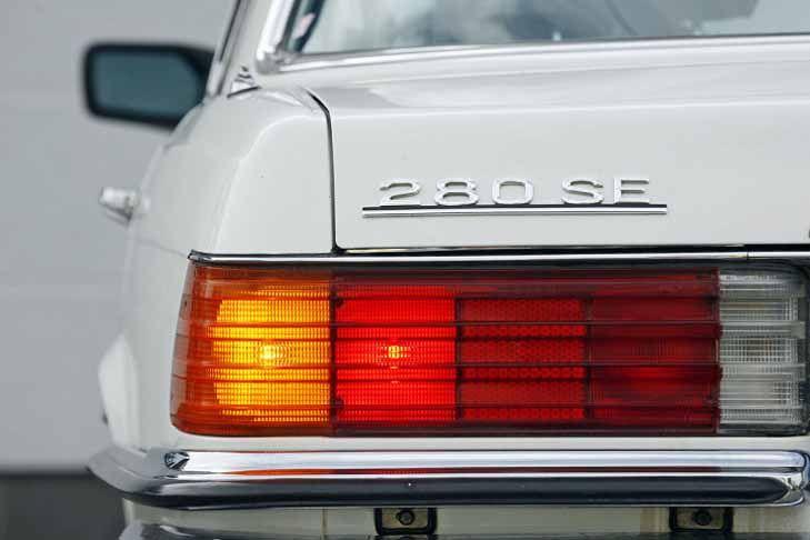 Mercedes-Benz 280 SE W116
