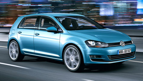 VW Golf VII (2013): Marktstart