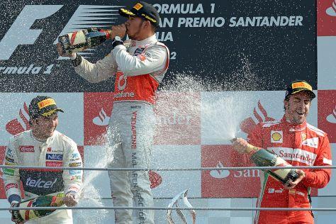 Formel 1: GP Italien 2012