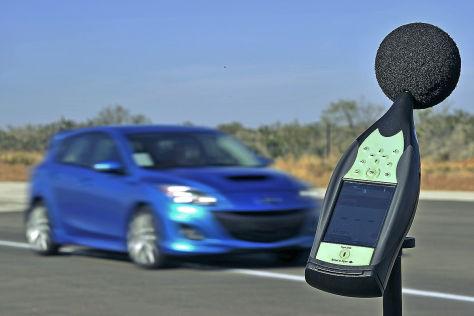 Allianz fordert Fahrgeräusche für Elektroautos