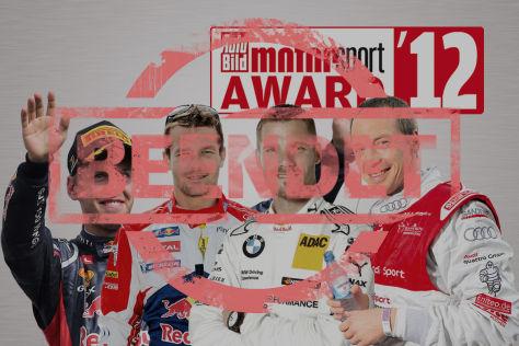 AUTO BILD MOTORSPORT AWARD 2012