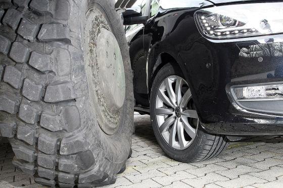 VW Sharan TDI 4Motion KMW Truppentransporter Boxer