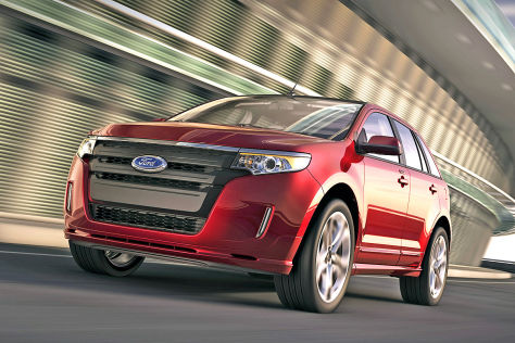 2013 Acura Redesign on 2014 Ford Edge Pictures   Autos Weblog