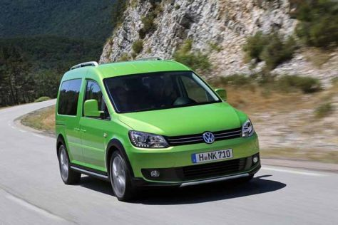 VW Cross Caddy (2013): Vorstellung