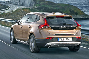 Volvo V40 Cross Country: Autosalon Paris 2012