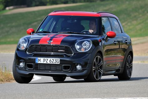 mini john cooper works countryman preis. Black Bedroom Furniture Sets. Home Design Ideas