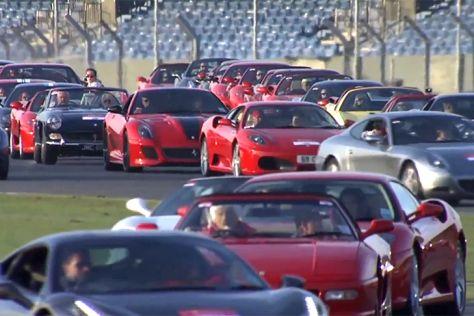 Ferrari-Weltrekord