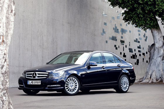 Mercedes C 180 BlueEfficiency