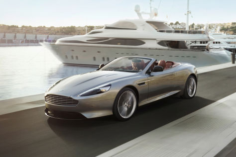 Aston Martin DB9 (Facelift 2013)