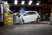 Video: Crashtest Renault Zoe