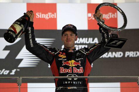 Formel 1: GP Singapur 2012