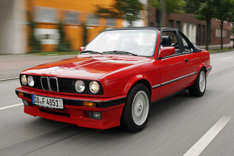BMW 318is Baur Topcabrio