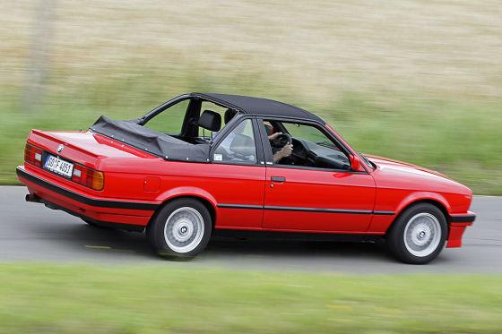 BMW 318is Baur Topcabrio