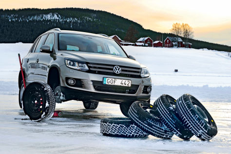 Winterreifen 2012: Test