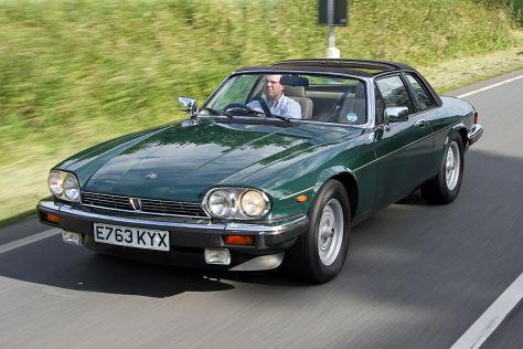 Jaguar XJ-S 5.3 Cabrio