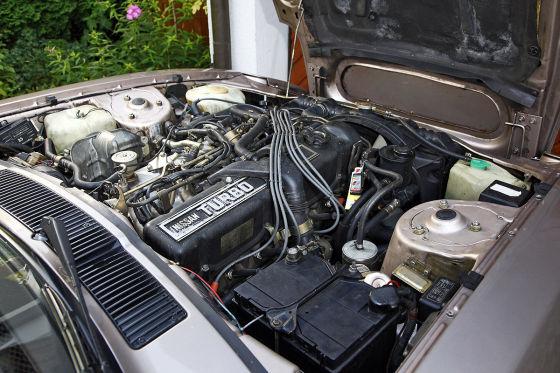 Nissan 280ZXT Turbo