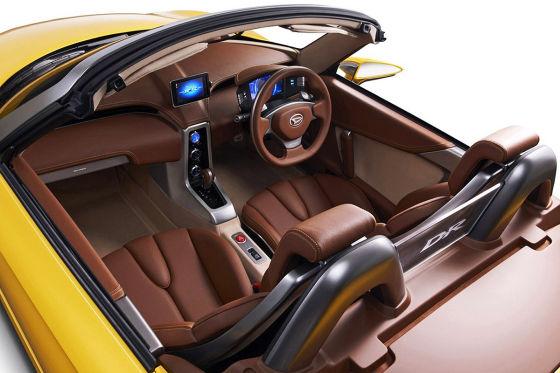 Daihatsu D-R Concept (2012)