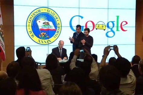 Autonomes Fahren: Kalifornien erteilt Erlaubnis
