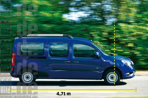 Mercedes Citan M/L/XL