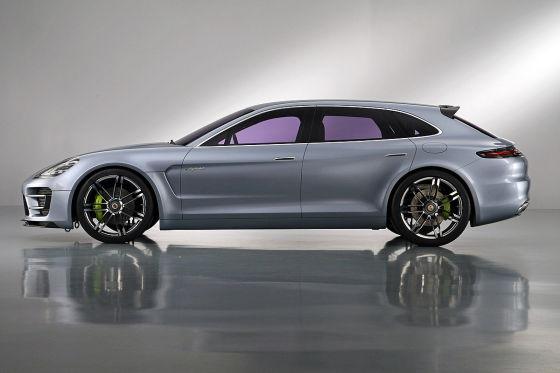 Der erste Kombi von Porsche