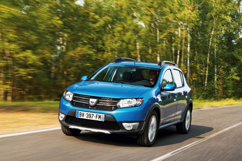Dacia Sandero Stepway (2013)