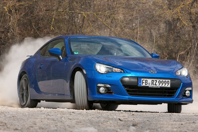 Video: BRZ, GT86, Scirocco