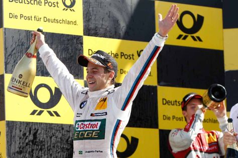 DTM 2012 Valencia Sieger Augusto Farfus