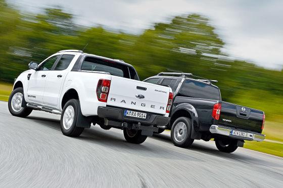 Ford Ranger Nissan Navara