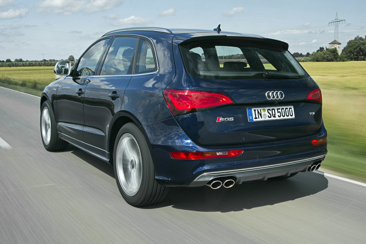 Audi SQ5