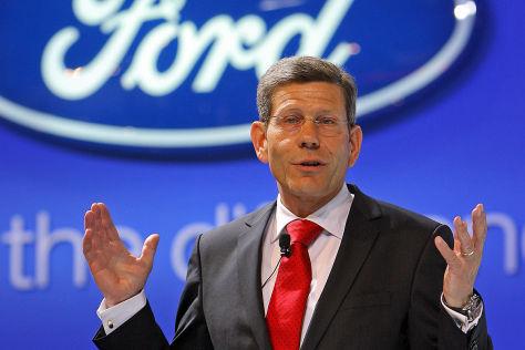 Ford will weltweit einheitliche Autos anbieten