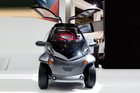 Toyota Smart Insect