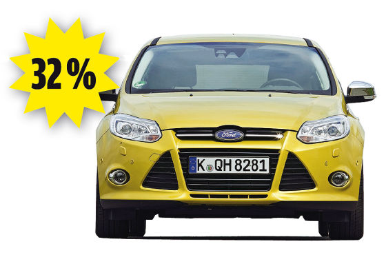 Ford Focus Ambiente 1.0 EcoBoost