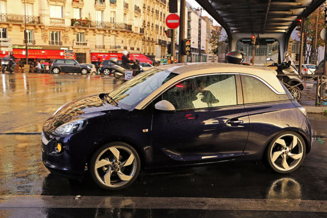 Video: Opel Adam