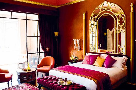 Taj Hotel in Marrakesch