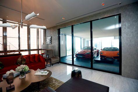 Singapur: Luxushochhaus für Autoliebhaber