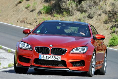 BMW M5 und M6: Rückruf