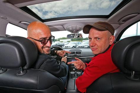 Alex Wesselsky und Lars Busemann