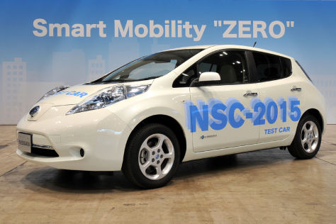 Studie Nissan NSC-2015