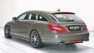 CLS Shooting Brake: Brabus