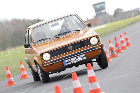 Klassik-Test: VW Golf 1