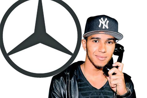 Formel 1: Hamilton zu Mercedes