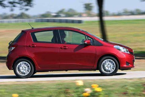 Toyota Yaris, Auris und RAV4: Rückruf