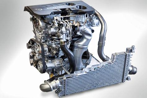 Opel SIDI Motor