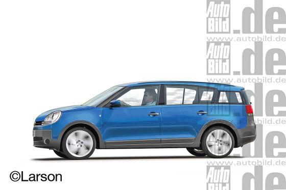 VW Budget Car (Kombi)
