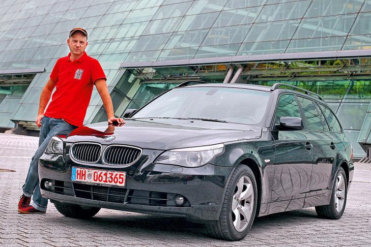 BMW 530d Touring
