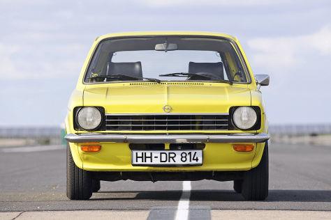 Klassik-Test: Opel Kadett C