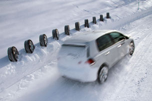 Winterreifen 2012 im Test: 225/45 R 17 V