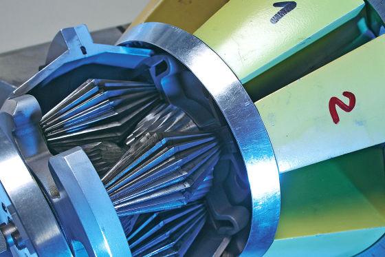 Schukey-Maschine von Thermodyna