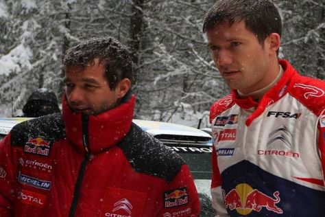 Sebastien Loeb und Sebastien Ogier lieferten sich 2011 hitzige Duelle